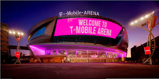 T-Mobile Arena, Las Vegas, Nevada, USA
