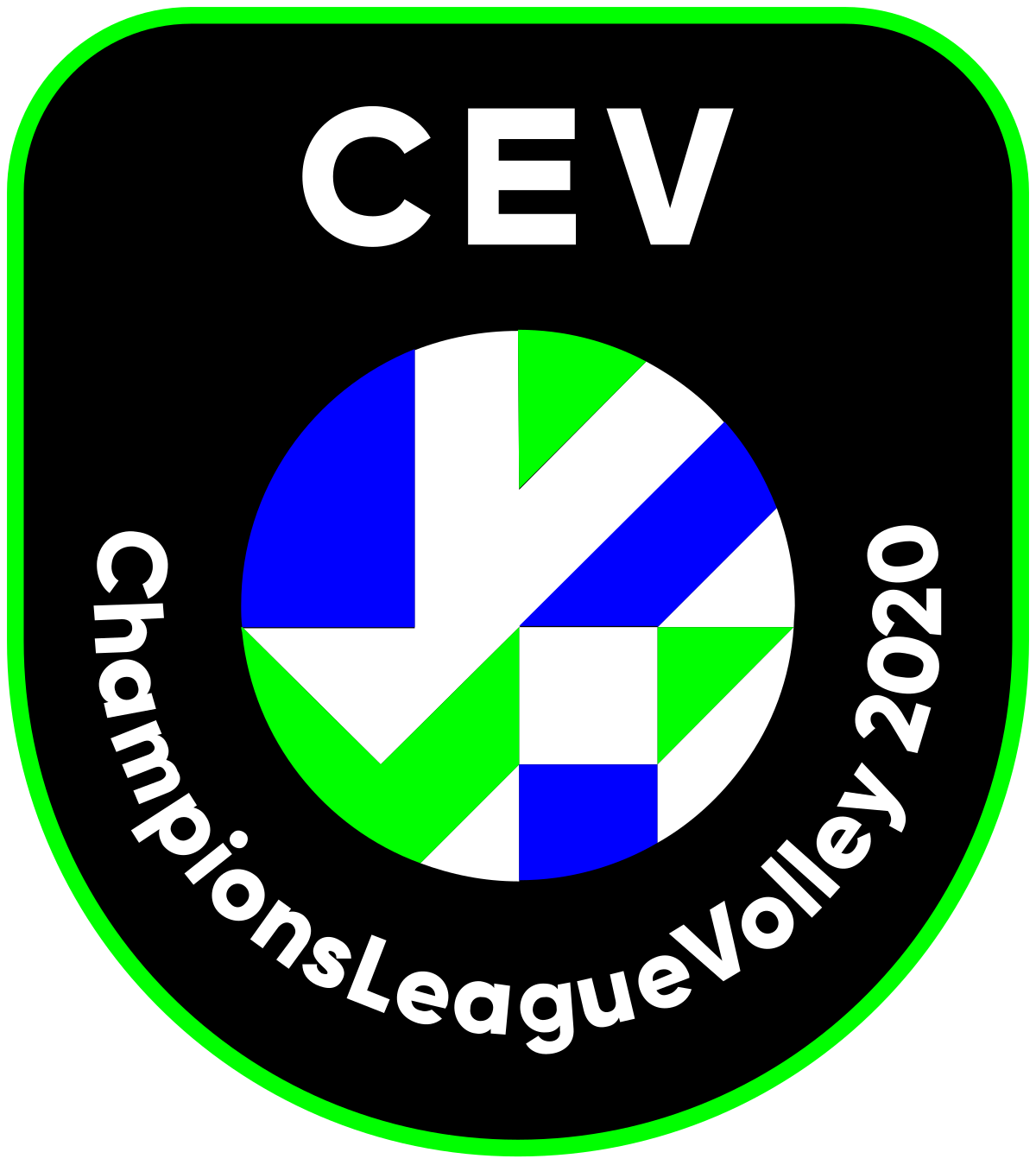 CEV Champions League. Qualification.  Season 2020/2021